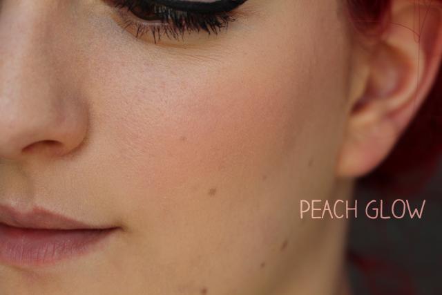 laura mercier peach glow