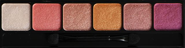 ELF palette sunset