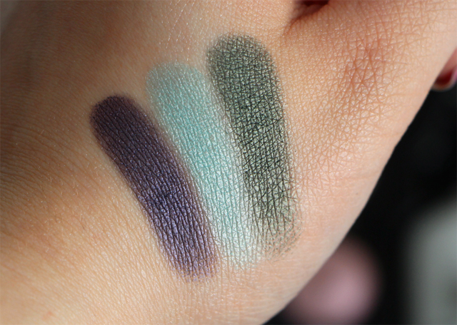 front cover swatches fards