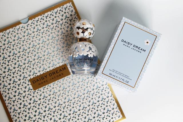 Le nouveau parfum Daisy Dream de Marc Jacobs