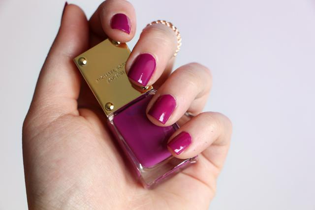 michael kors violet