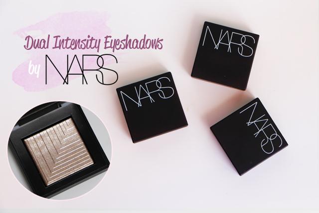 Les nouveaux Dual-Intensity Eyeshadows de Nars !