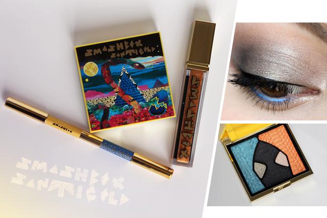 Un maquillage de rentrée avec la collection Santigold de Smashbox !