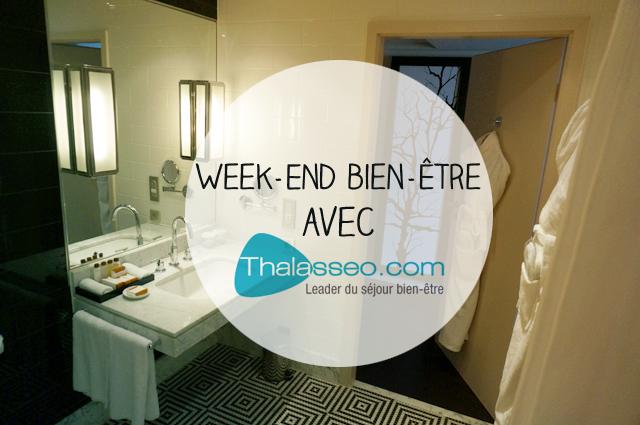 Un week-end bien-être au Trianon Palace avec Thalasseo.com