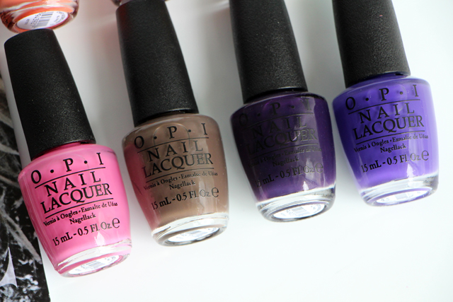 nordic collection opi 09