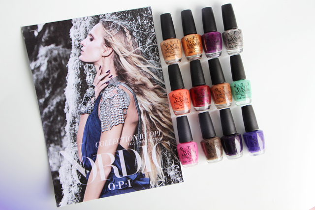 La collection Nordic by OPI