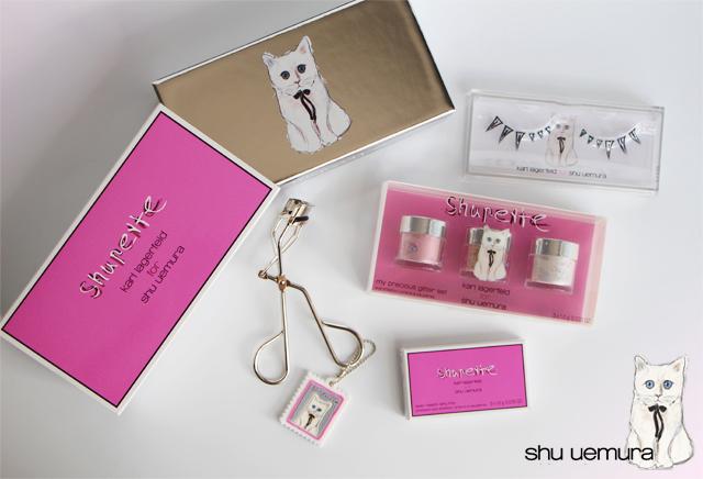 La collection Shupette de Shu Uemura : trop Meow-gnonne !