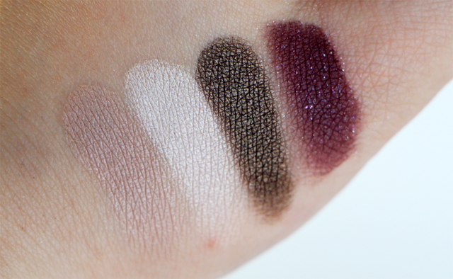 marc jacobs theparisienne swatches