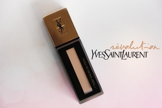Le fond de teint encre de peau d'Yves Saint Laurent