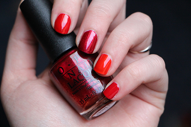 opi holiday 2014 swatcges