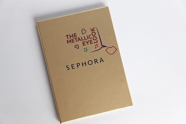 sephora metall