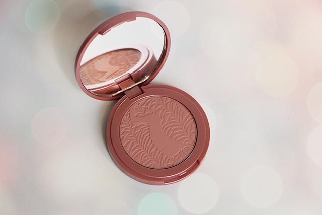 tarte blush exposed