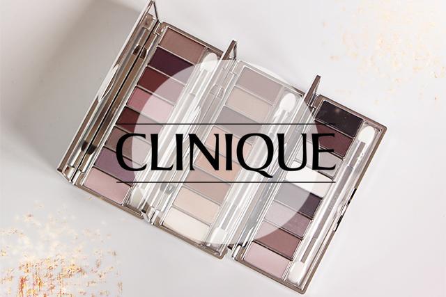 Les nouvelles palettes Wear Everywhere de Clinique