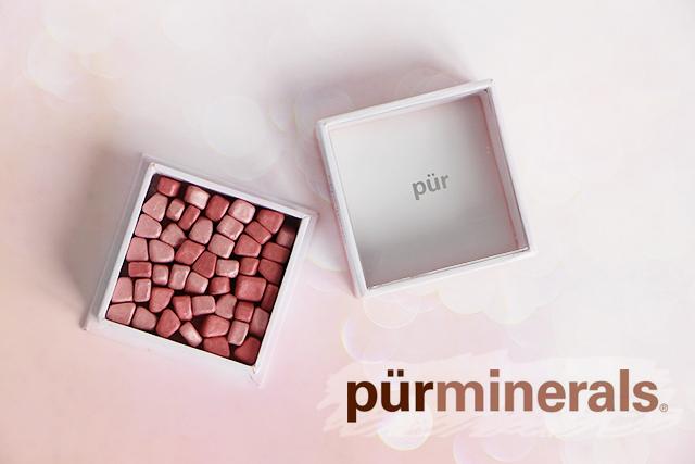 Le blush lumineux Hot Rocks signé PürMinerals