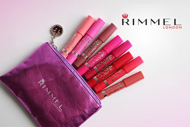 Les nouveaux Colour Rush de Rimmel !