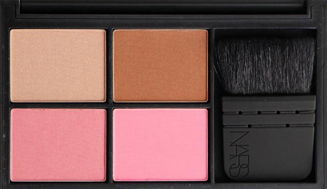 nars palette blushes 4