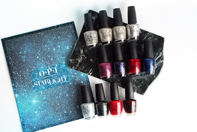 Starlight, la collection galactique by OPI !