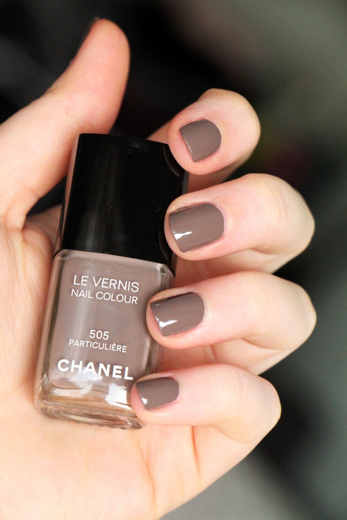 chanel vernis particuliere nails