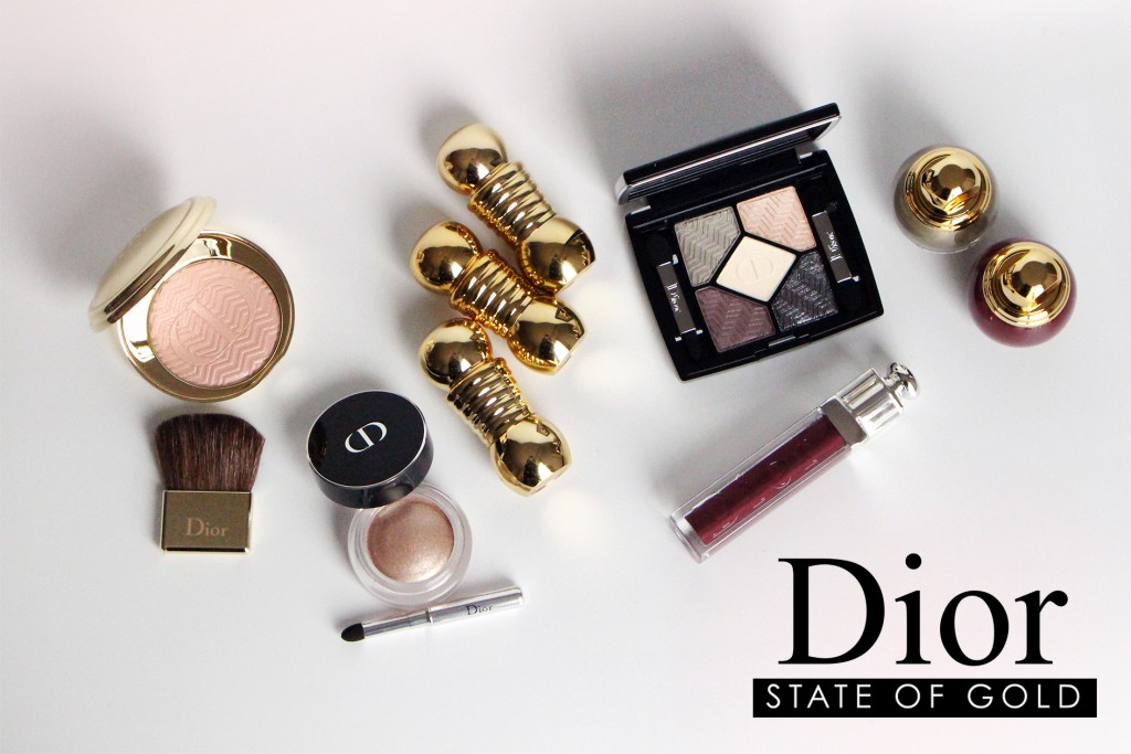 dior state of gold collection