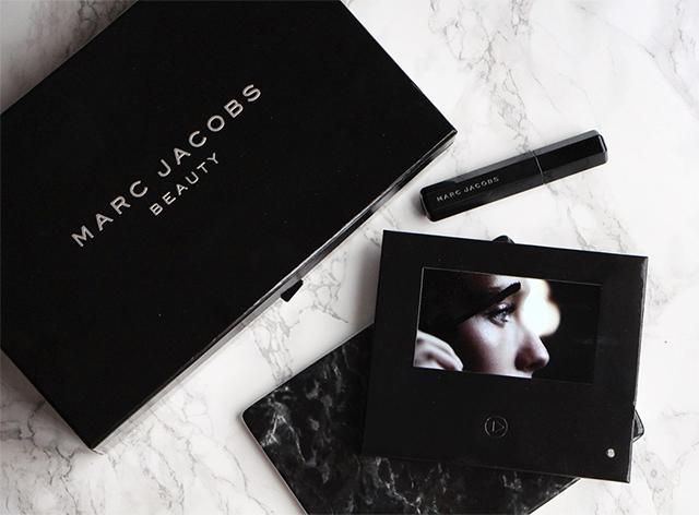 Coup de coeur pour le mascara Velvet Noir de Marc Jacobs !