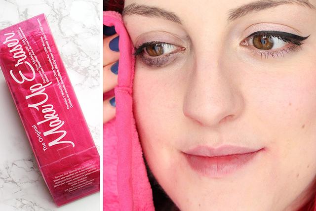 J'ai testé le Makeup Eraser = la serviette démaquillante réutilisable !