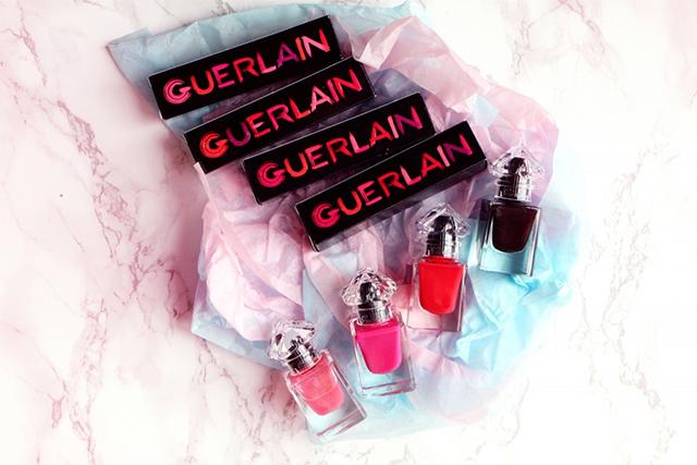 Lorsque la petite Robe Noire de Guerlain devient maquillage!
