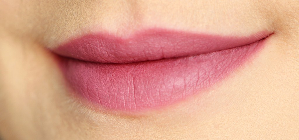 kiko 315 lips velvet passion matte swatch lips