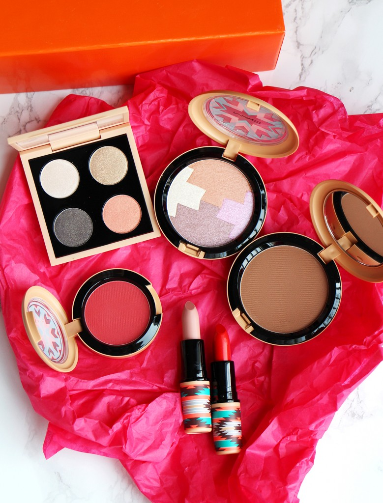 mac vibe tribe collection review revue