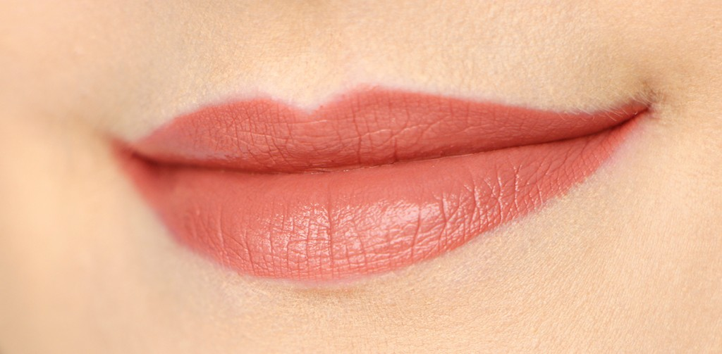 nars lip cover get dirty