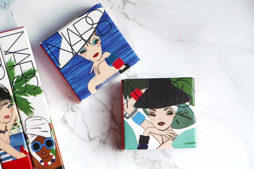 nars packaging undercover collection