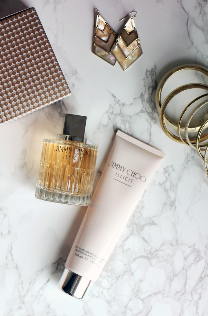 jimmy choo illicit review