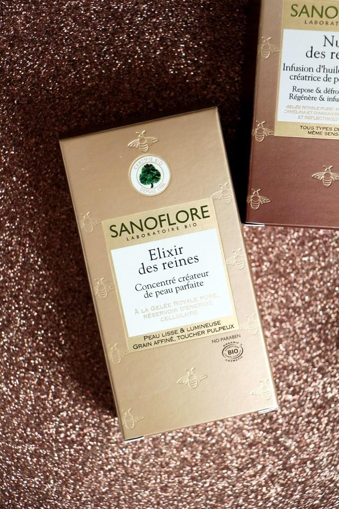 sanoflore elixir des reines avis revue
