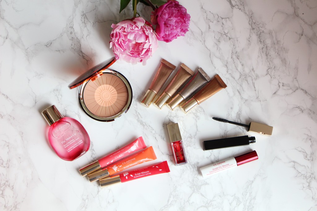 clarins hale dete collection review revue swatch
