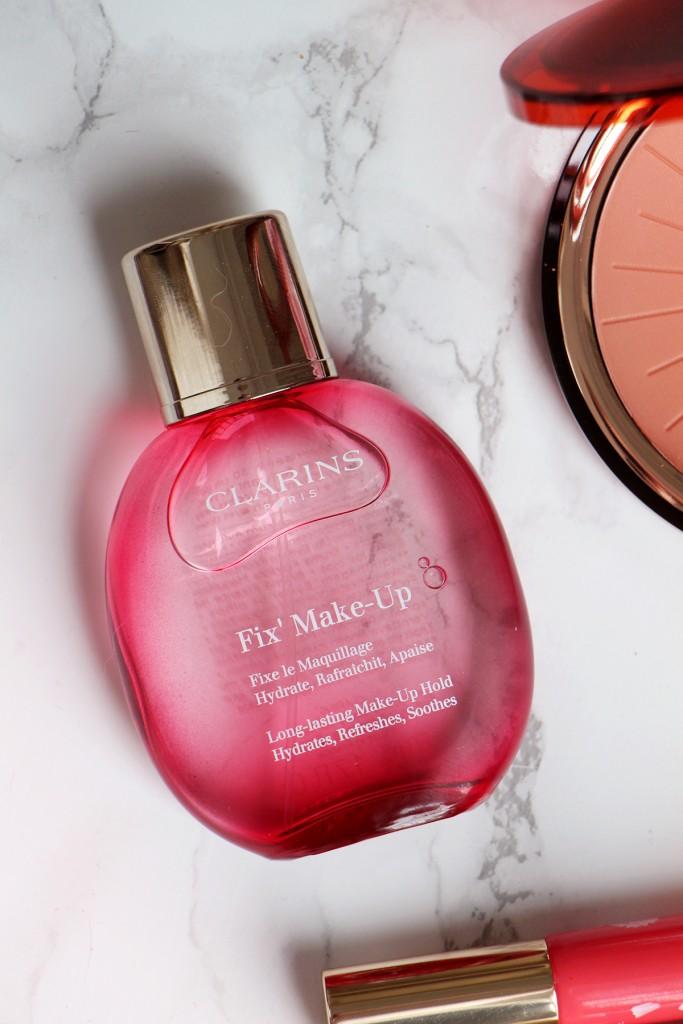 fix makeup clarins review