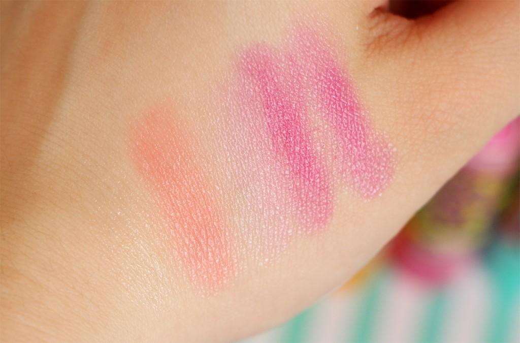 baby lips swatch pop art 1