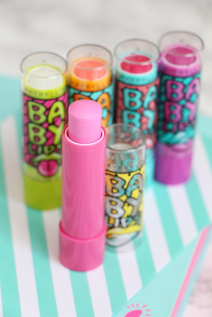bubblegum pop babylips gemey blog beaute