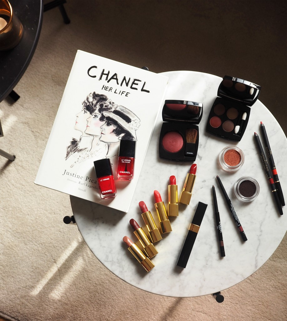 chanel collection rouge 1
