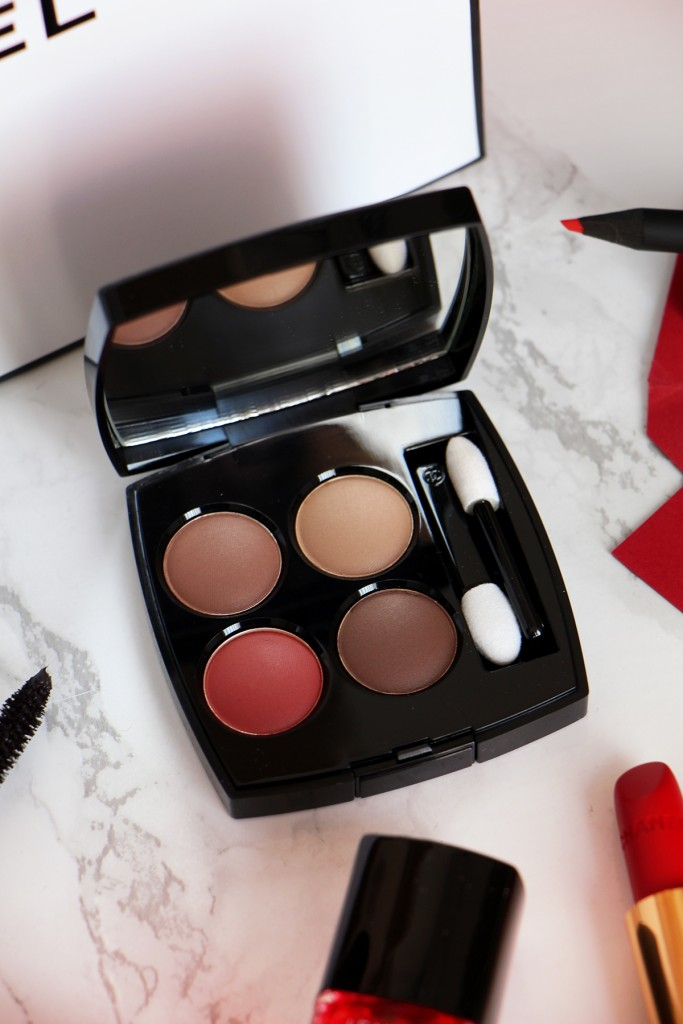 chanel palette rouge collection