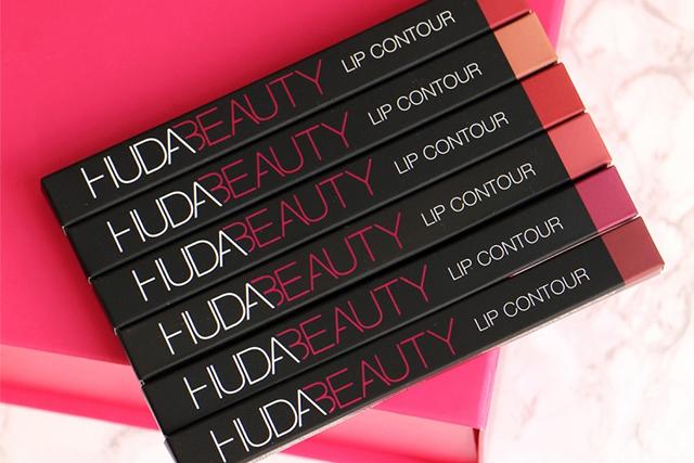 Mon avis sur le Lip Contour d'Huda Beauty
