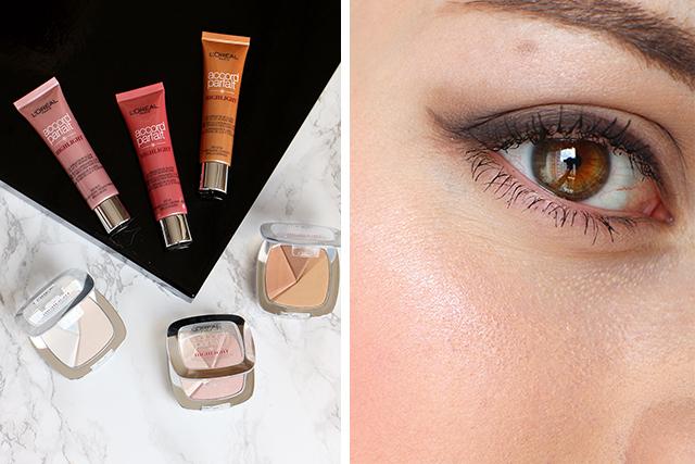 La nouvelle collection Accord Parfait Highlight de l'Oréal: au top !