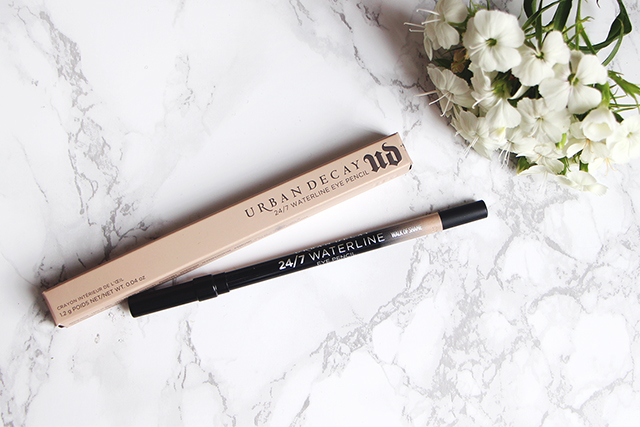 Ma solution anti-yeux rouges: le 24/7 Waterline d'Urban Decay