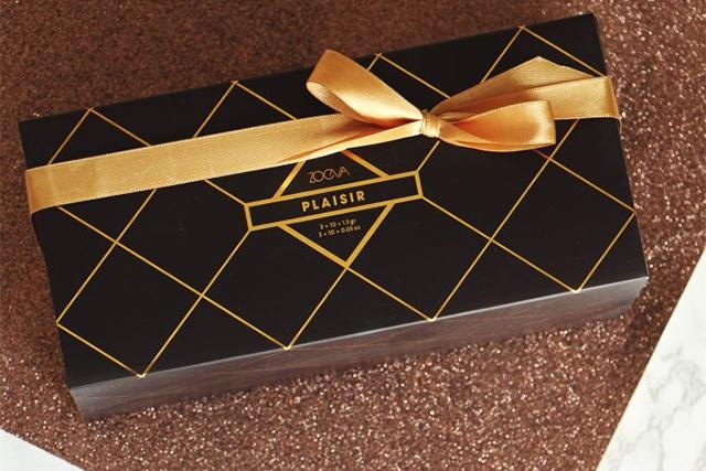 """""""Plaisir Box"""" de Zoeva: deux nouvelles palettes (Blanc Fusion, Caramel Mélange) !"""