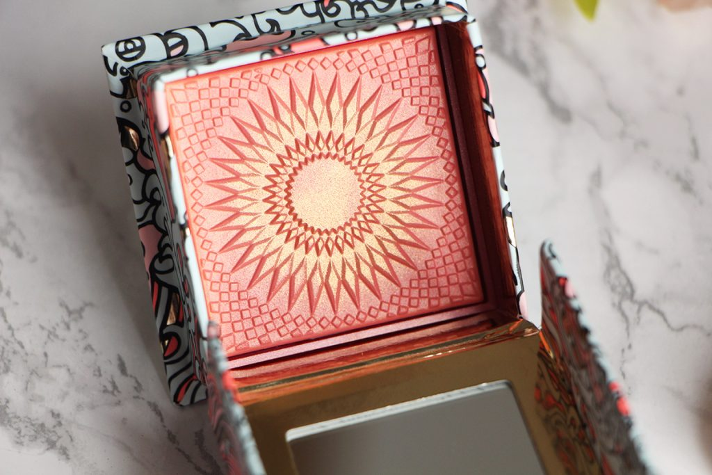 blush benefit galifornia new nouveaute zoom