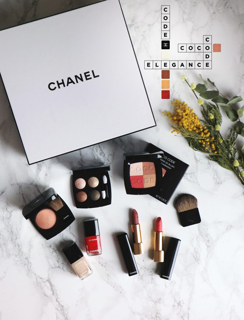 chanel coco codes collection avis review revue