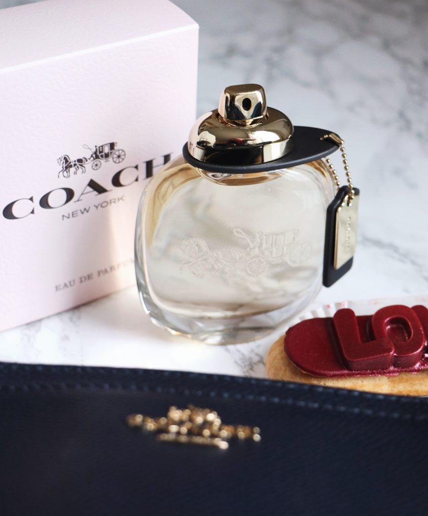 coach new york parfum nouveauté avis revue