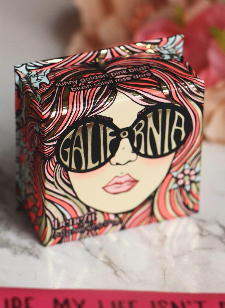 galifornia benefit blush