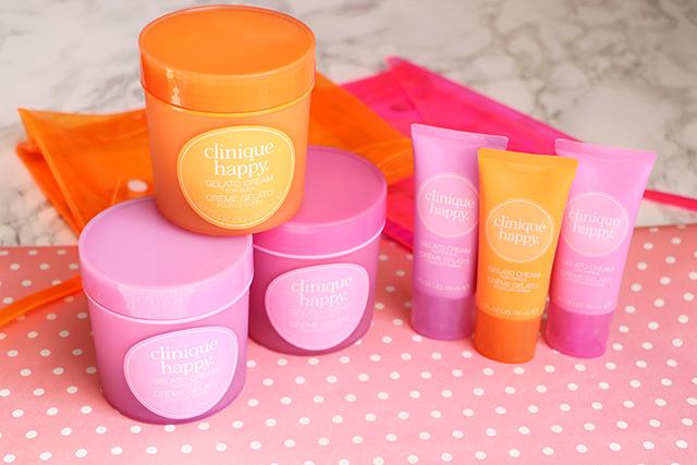 Because I'm happy avec les nouveautés Gelato Cream de Clinique