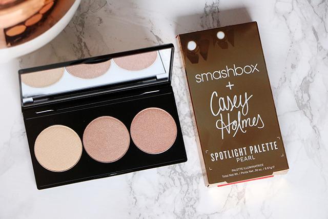 La palette Spotlight Pearl de Smashbox x Casey Holmes !