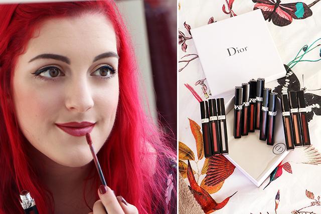 Rouge Dior Liquid: mon avis + swatches !