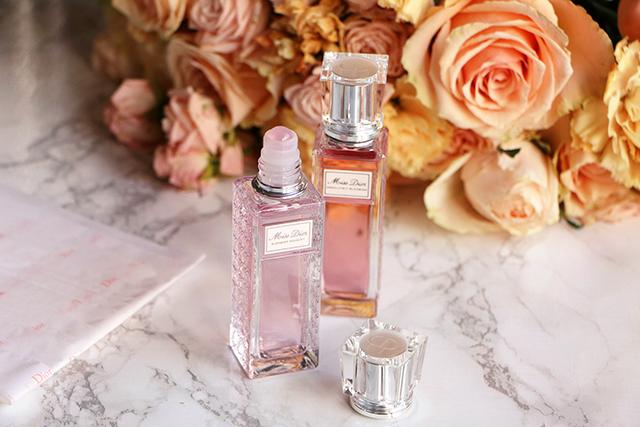Le nouveau Miss Dior Roller-Pearl !